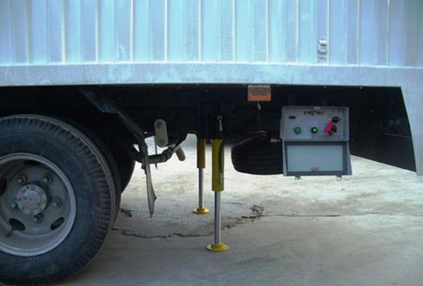 凯卓立车载液压支撑系统